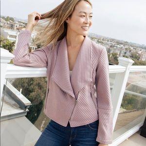 BB Dakota Jess Knit Ottoman Jacket